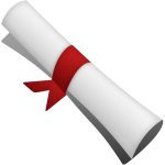 Diploma-Certificate-icon